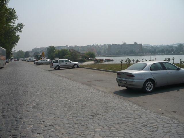 Parcare gratuită în zona Ciuperca, de la 1 ianuarie