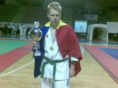 Nippon Budo Sport şi-a premiat campionii