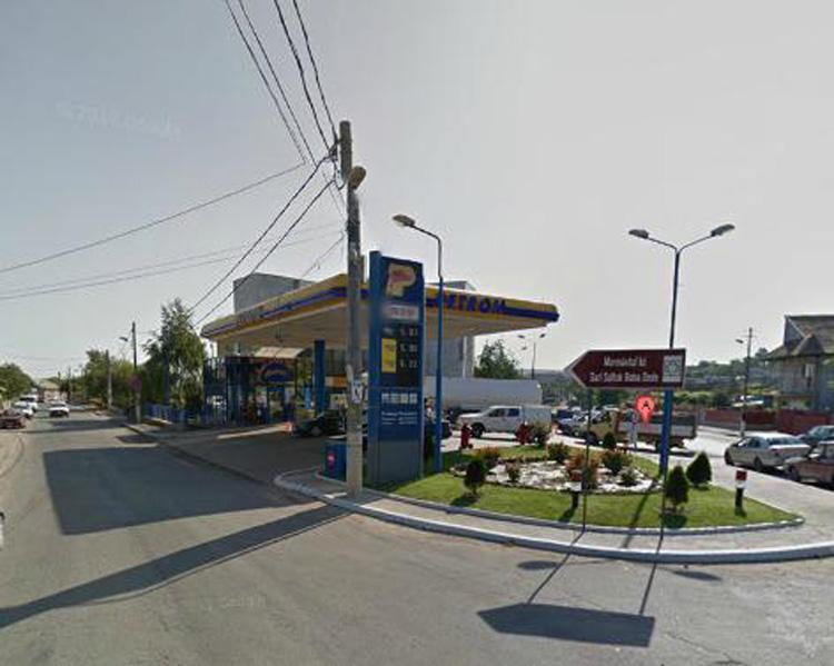 Furt din încasările benzinăriei din Babadag