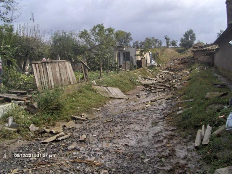 Alba-neagra cu despăgubirile pentru inundațiile din septembrie