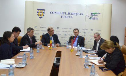 Austriecii, interesaţi de Delta Dunării