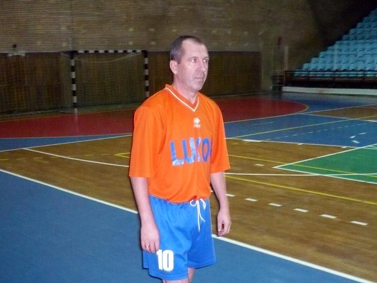 Daniel Iftodi din nou pe teren