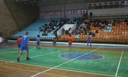 Campionatul municipal de fotbal în sală