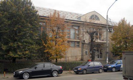 Ministerul Justiției nu vrea să predea clădirea fostului sediu al Tribunalului