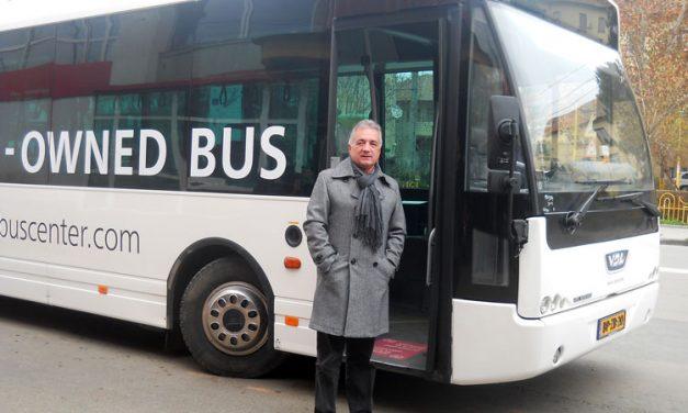 Primarul municipiului Tulcea nu mai vrea autobuze second hand