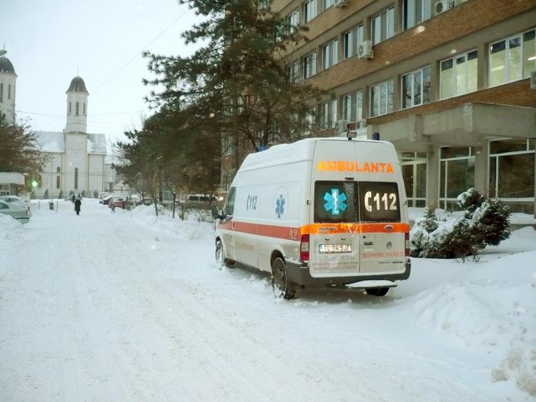 La SJU se fac externări numai pentru pacienții cu domiciliul în municipiu