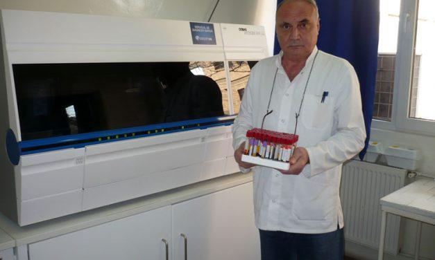 SJU Tulcea dispune de laborator de ultimă generaţie pentru analize