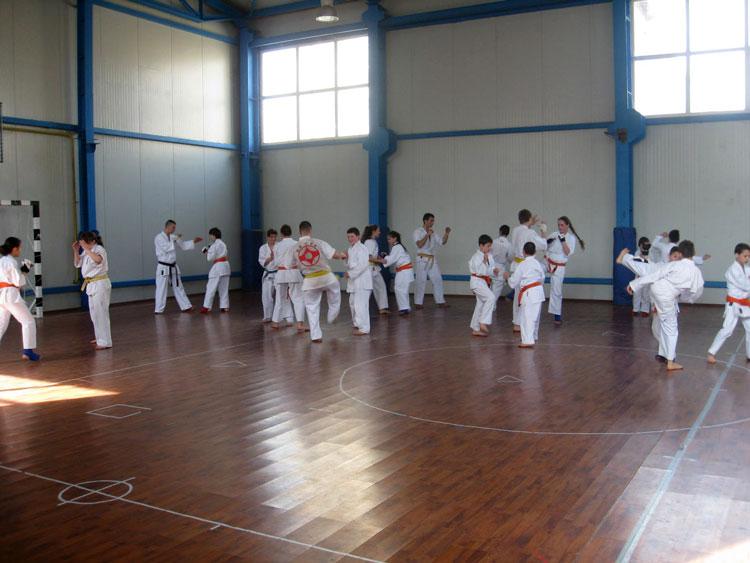 Nippon Budo Sport şi la Luncaviţa