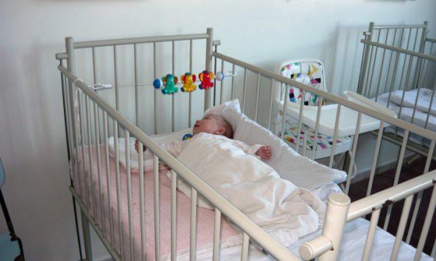 Mare aglomeraţie la pediatrie