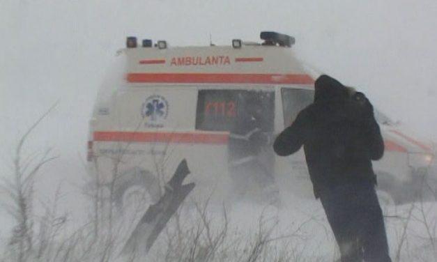 Intervenţia echipajelor de la Tulcea i-au salvat viaţa