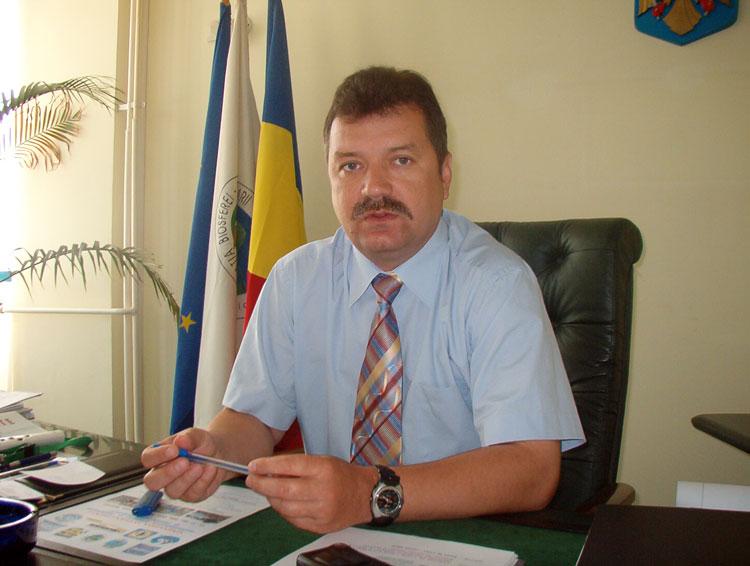 Paul Cononov învestit la SGA Tulcea