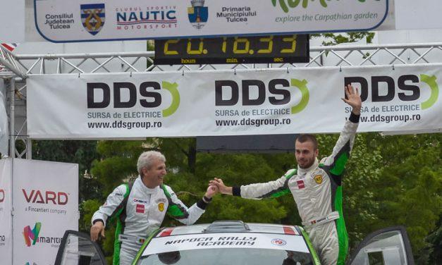 Danube Delta Rally 2014 pregătiri