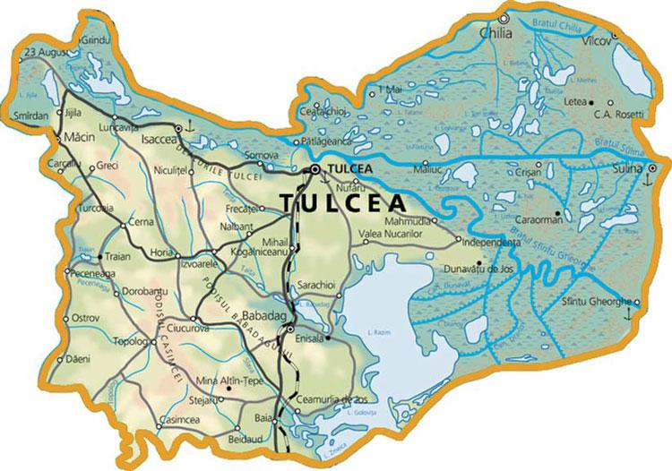 Primarii din judeţ negociază cu CJ Tulcea