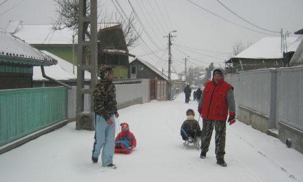 Școlile vor fi închise și astăzi