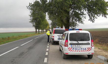 Tânără de 16 ani prinsă la volanul unui Opel