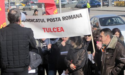 Val nou de disponibilizări la Poşta Română