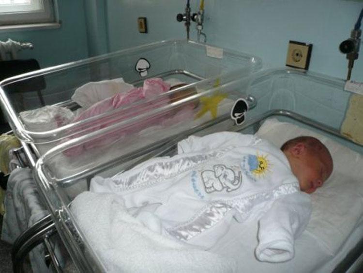 Patru bebeluşi au venit pe lume la cumpăna dintre ani!