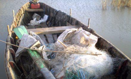 Peste două sute de kilograme de pește braconat