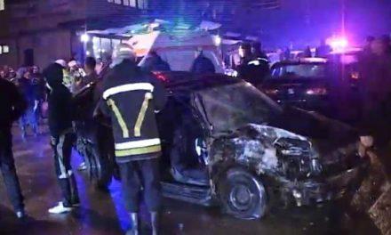 Autorul accidentului mortal din noaptea de Revelion nu are voie să părăsească ţara