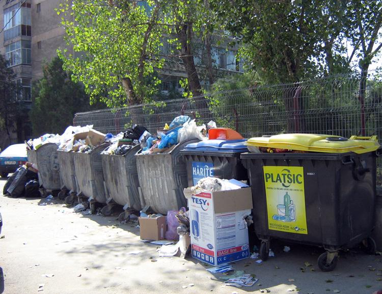 Colectarea selectivă a patru tipuri de deșeuri va fi obligatorie pentru autorități