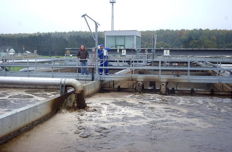 Conferință despre sisteme de tratare a apelor uzate
