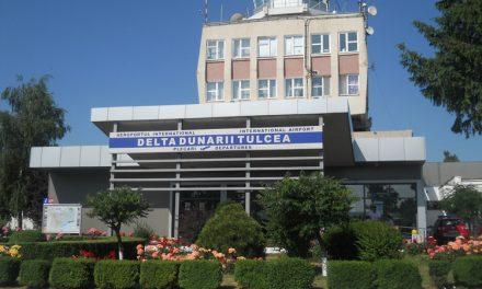 """Autoritățile taie din finanțarea pentru Aeroportul """" Delta Dunării """""""