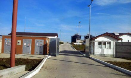 Stație de tratare a apelor uzate din Tulcea va fi inaugurată