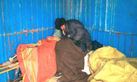 Persoanele fără adăpost, în atenţia Direcţiei de Sănătate