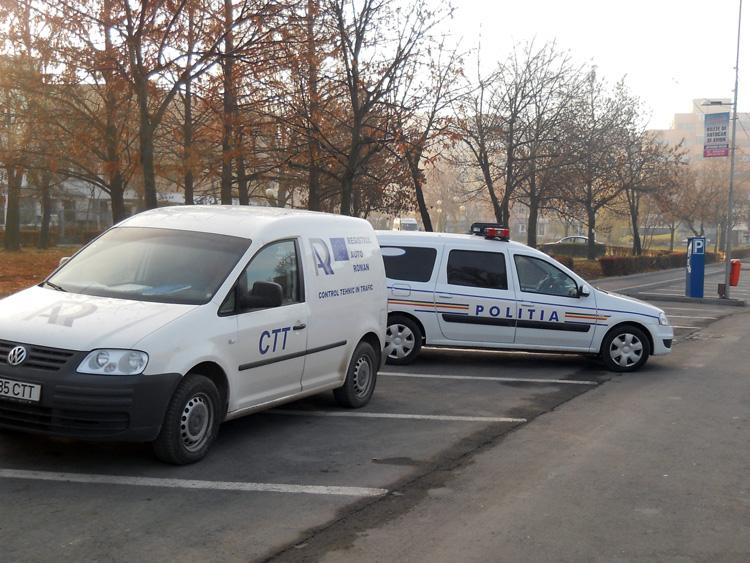 Între 22 şi 26 ianuarie atenţie la poliţiştii şi inspectorii RAR