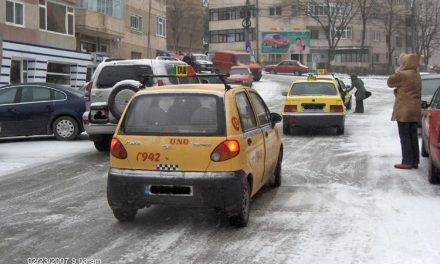 Amenzi pentru lipsa anvelopelor de iarnă