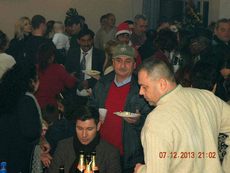 Revelionul Pensionarilor la Tulcea