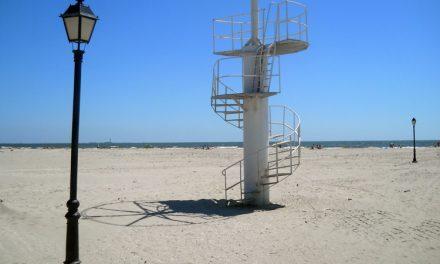 Un nou studiu de evaluare a amenajării plajei Sulina