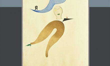 """""""Balerina"""" lui Victor Brauner, lucrarea lunii februarie la Muzeul de Artă"""