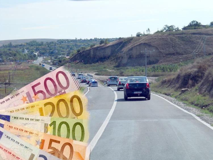 Bani pentru repararea unor drumuri judeţene de importanţă turistică