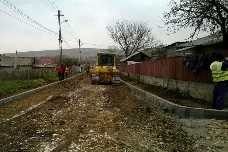 CJ Tulcea alocă bani şi pentru modernizarea sistemului de canalizare din Babadag