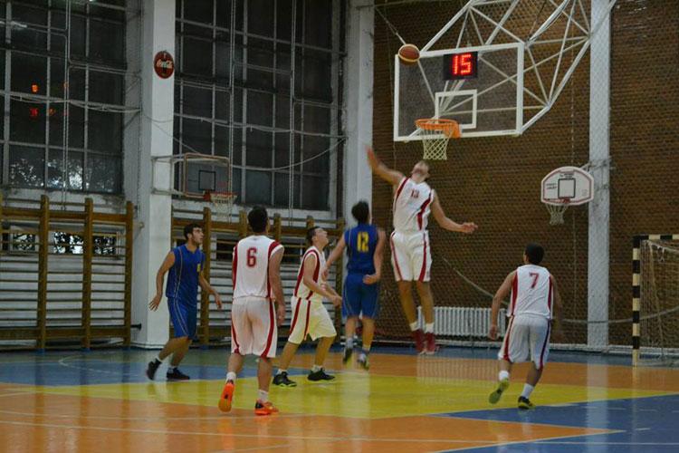 CSS Tulcea, pe locul II în grupa semifinală B