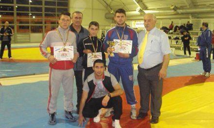 Cinci tulceni, cu şanse mari de calificare în finala naţională a campionatului național de cadeți
