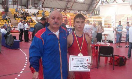Cobzaru şi-a asigurat medalia de bronz