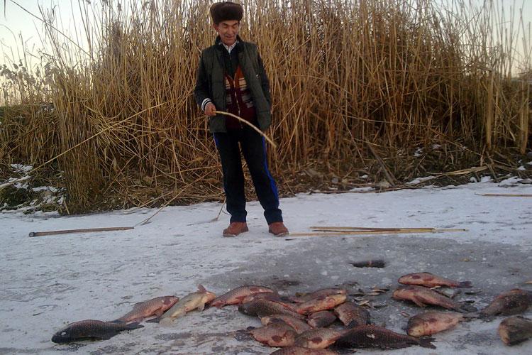 Concurs de pescuit la copcă