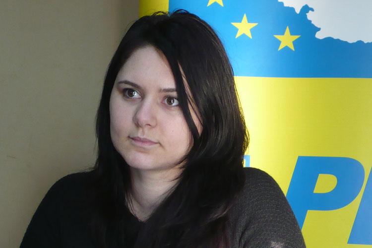 Fiica prefectului tulcean al Capitalei candidează la europarlamentare