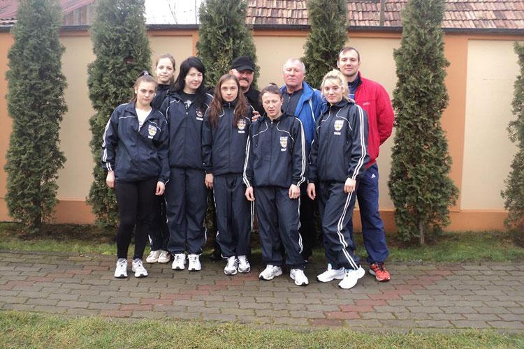 Campionatul Național de box feminin cu ghinion pentru delegația tulceană