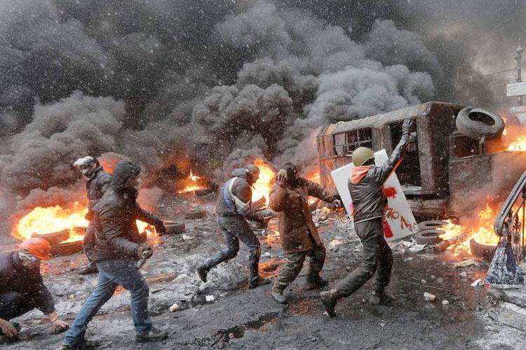 Graniţa tulceană cu Ucraina, în fierbere