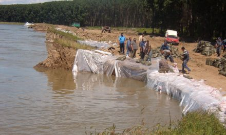 Guvernul a uitat de banii pentru consolidarea digurilor