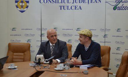 """Ionuț Ștefan a preluat interimatul la Centrul Cultural """" Jean Bart """""""