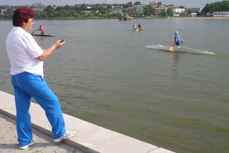 Optimism la CSM Danubiu înaintea campionatului naţional de fond şi viteză
