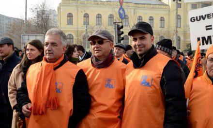 PDL Tulcea a avut 300 de membrii în Piața Revoluției