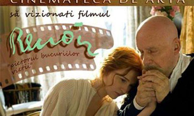 """În week-end rulează filmul """" Renoir """" la Cinematograful de Artă, intrarea fiind liberă"""