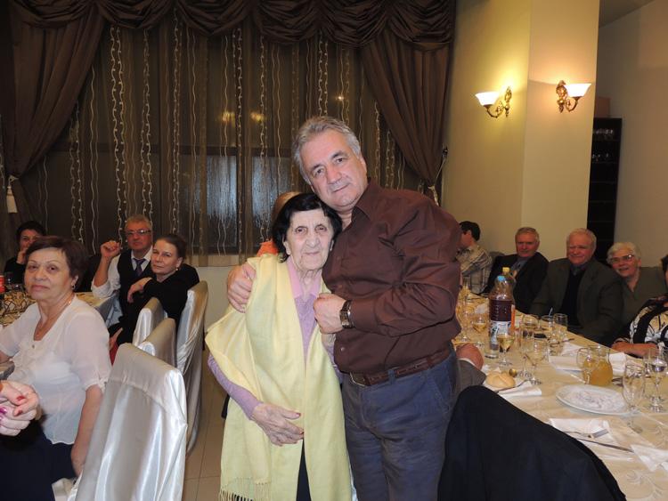 Revelionul pensionarilor, un real succes: bunicii tulceni deja aşteaptă ediţia viitoare