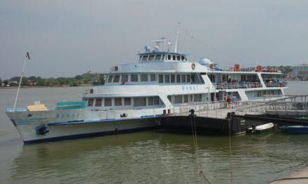 Cursele pe braţul Chilia al Dunării s-au reluat