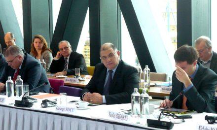 Reuniunea CRPM din Olanda